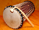 Djembé Art Tama  Talking Drum